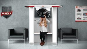 Implement VR Kiosks